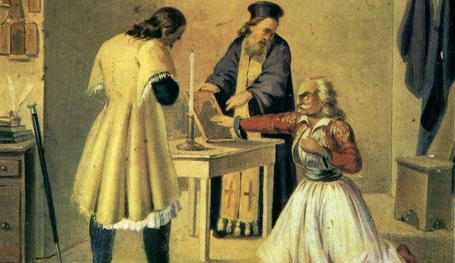 16 Απριλίου 1834: Αρχίζει η δίκη του Θεόδωρου Κολοκοτρώνη