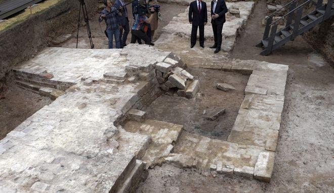 Αρχαιολογικός χώρος (ΦΩΤΟ Αρχείου)
