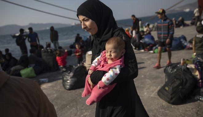 Πρόσφυγες στην Ελλάδα
