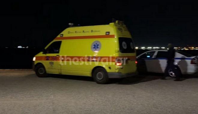 Θεσσαλονίκη: Πτώμα άνδρα εντοπίστηκε στον Θερμαϊκό