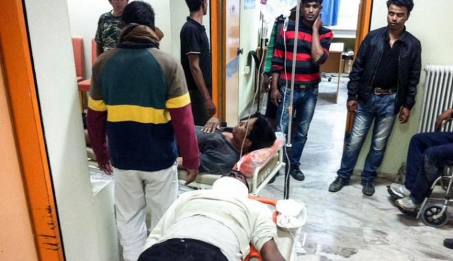 Βίντεο-ντοκουμέντο μετά τους πυροβολισμούς στη Μανωλάδα