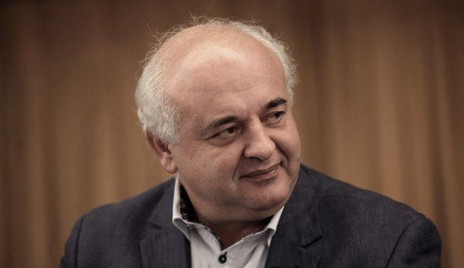 Ο βουλευτής του ΚΚΕ, Νίκος Καραθανασόπουλος