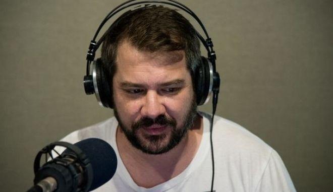 Ο δημοσιογράφος Γιώργος Συρίγος
