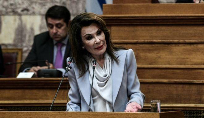 """Γιάννα Αγγελοπούλου - Έναρξη των εργασιών της Επιτροπής """"Ελλάδα 2021"""""""