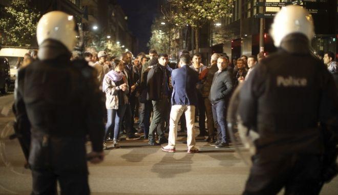Βρυξέλλες: Έξι τραυματίες από τις συγκρούσεις μπροστά από την τουρκική πρεσβεία