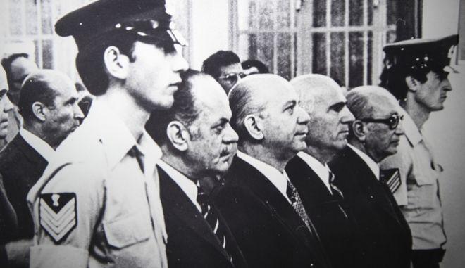 Οι Συνταγματάρχες, πρωτεργάτες του πραξικοπήματος του '67