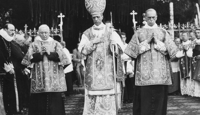 Το Βατικανό ανοίγει τα σκοτεινά κατάστιχα για τον πάπα Πίο ΙΒ'