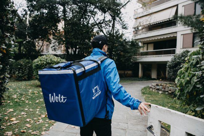Wolt: Πρεμιέρα για τους Φινλανδούς που θέλουν να αλλάξουν το delivery στην Ελλάδα