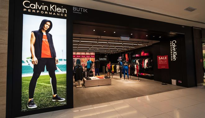 Κατάστημα Calvin Klein