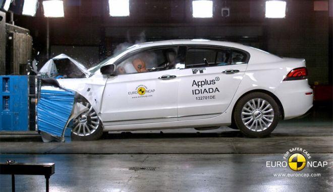 Qoros 3 Sedan. Το ασφαλέστερο αυτοκίνητο του 2013. Είδες οι Κινέζοι...
