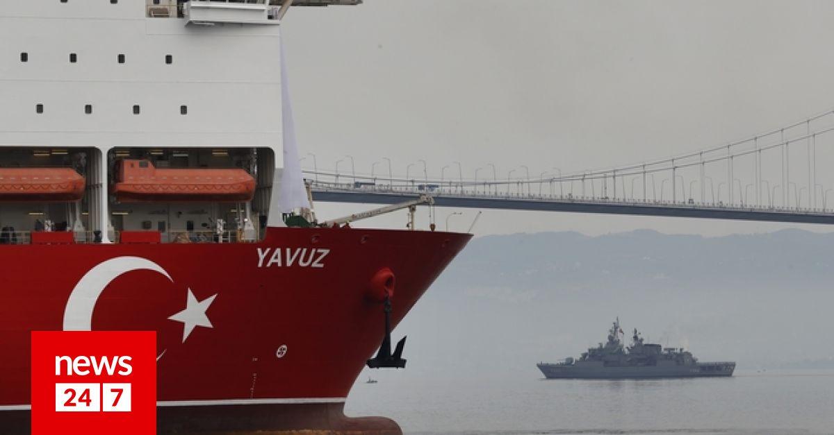 Νέες προκλήσεις Ερντογάν: Απειλεί να βγάλει το Γιαβούζ στη Μεσόγειο – Κόσμος