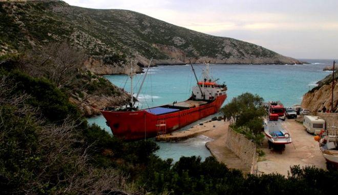 Νεκρή από προσάραξη πλοίου στο Βόλο