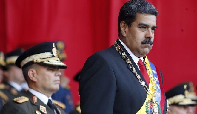Συνάντηση Αμερικανών αξιωματούχων - Βενεζουελάνων ανταρτών για την ανατροπή του Μαδούρο