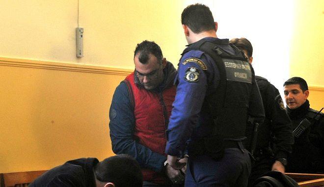 Φωτό αρχείου: Άμφισσα, δίκη για τη δολοφονία του Αλέξη Γρηγορόπουλου