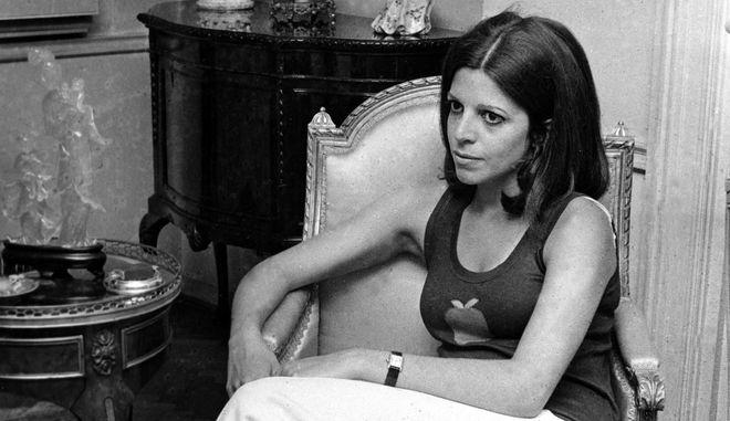 Η Χριστίνα Ωνάση το 1972.