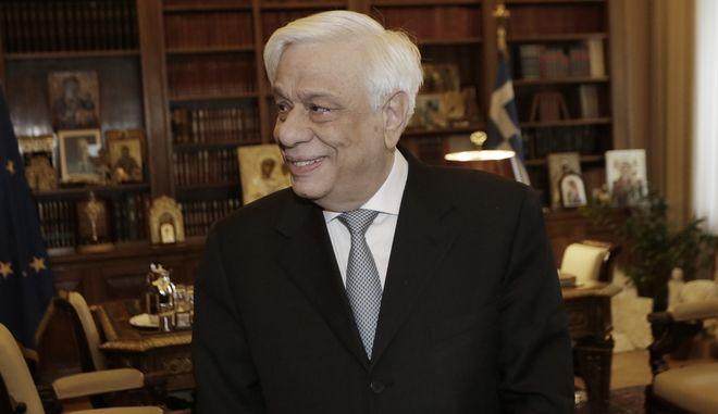 Ο Πρ. Παυλόπουλος παρασημοφορήθηκε από τον Πατριάρχη Αντιοχείας