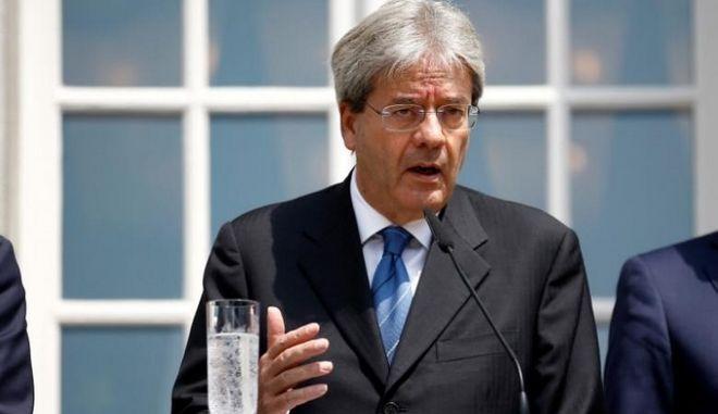 Ιταλία: Συνάντηση Ματαρέλα - Τζεντιλόνι με φόντο την πρωθυπουργία