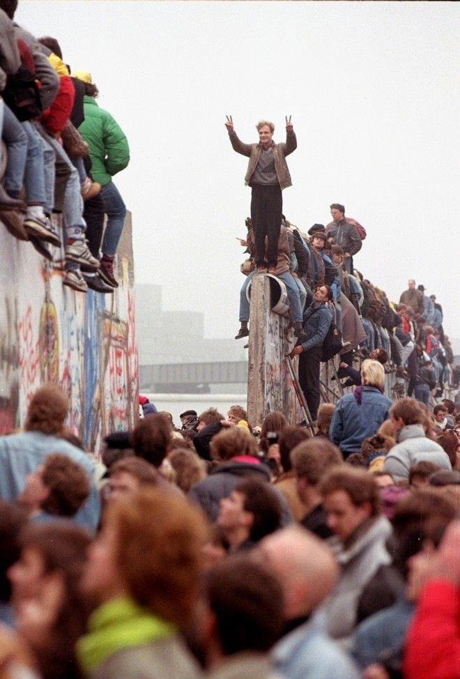 Πτώση του τείχους του Βερολίνου