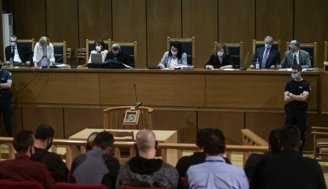 Δίκη Χρυσής Αυγής: Αυτές είναι οι τελικές ποινές