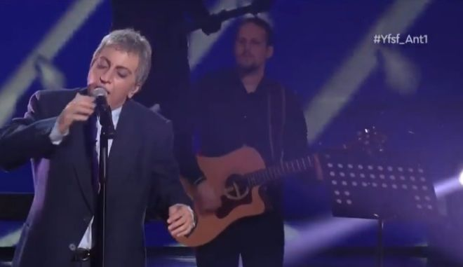 YFSF: Η Μελίνα Μακρή έγινε Θέμης Αδαμαντίδης κι ο Μαζώ τρελάθηκε