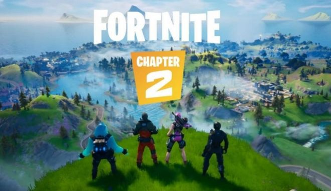 Fortnite: Πανικός τέλος - Από σήμερα διαθέσιμο το Chapter 2 του δημοφιλούς online game