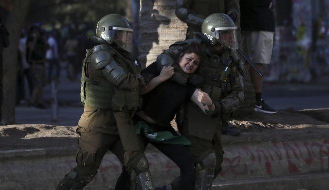 Αστυνομία της Χιλής