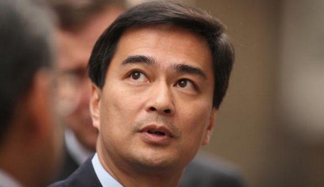 Για ανθρωποκτονία κατηγορείται ο πρώην πρωθυπουργός της Ταϊλάνδης