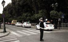 Κυκλοφοριακές ρυθμίσεις στο κέντρο της Αθήνας (Φωτο Αρχείου)