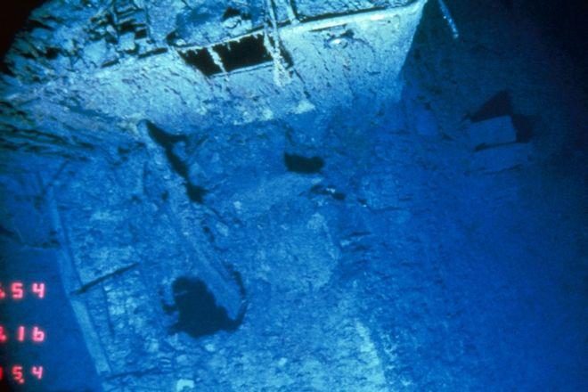 Το ναυάγιο του Τιτανικού παραμένει στο βυθό