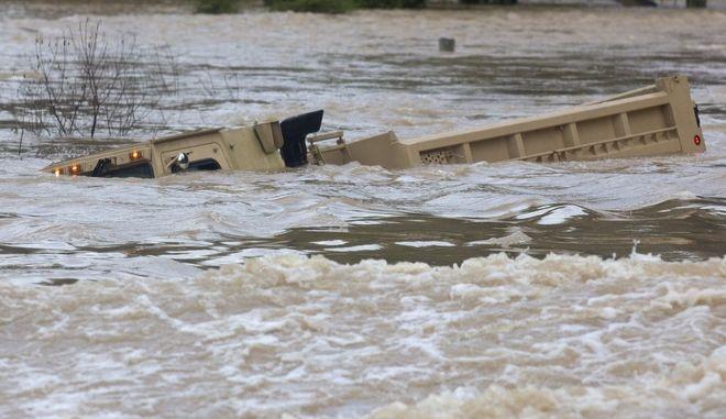 Σε κατάσταση έκτακτης ανάγκης η Οτάβα λόγω κινδύνου πλημμυρών