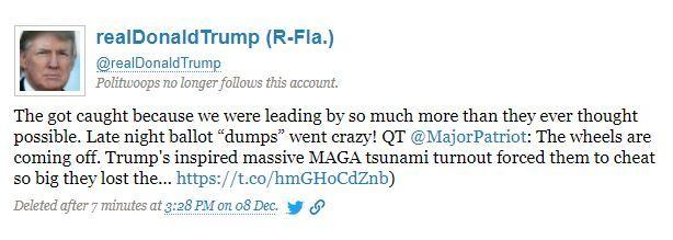 Twitter Vs Trump: Πώς το αγαπημένο του παιχνίδι έσκασε στα χέρια του