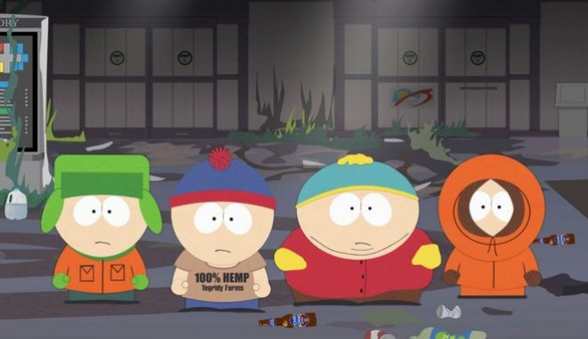 """Απαγορεύτηκε το """"South Park"""" στην Κίνα - Η αποστομωτική απάντηση"""