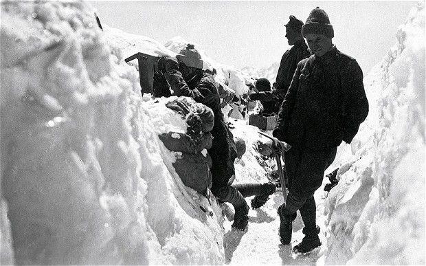 Ιταλικές Άλπεις: Το λιώσιμο των πάγων