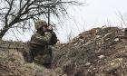 Ουκρανός στρατιώτης.