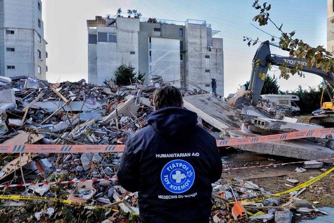 Γιατροί του Κόσμου, ανθρωπιστική αποστολή στην Αλβανία