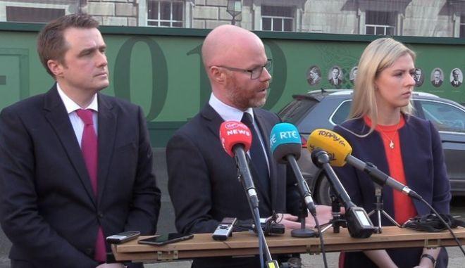 Μέλη της Ιρλανδικής Κυβέρνησης