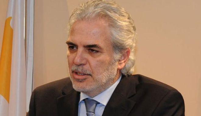 O Κύπριος επίτροπος Χρήστος Στυλιανίδης αρμόδιος συντονισμού για την αντιμετώπιση του Έμπολα στην Ε.Ε.