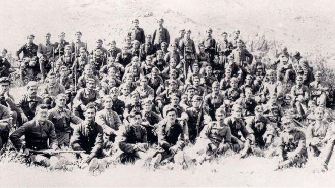 Η άγνωστη εκστρατεία : Οι Έλληνες κατά των Μπολσεβίκων στην Κριμαία