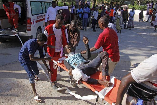Σομαλία, έκρηξη παγιδευμένου αυτοκίνητου