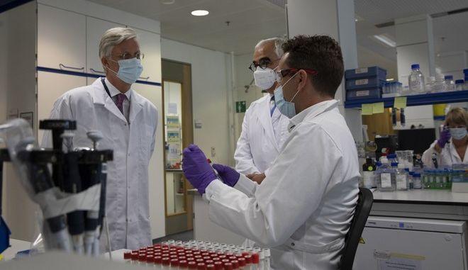 Μελέτες για τη δημιουργία εμβολίου κατά του κορονοϊού
