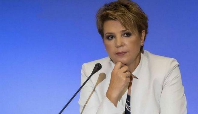 Γεροβασίλη στο News247: Στην ατζέντα Μητσοτάκη απολύσεις και περικοπές