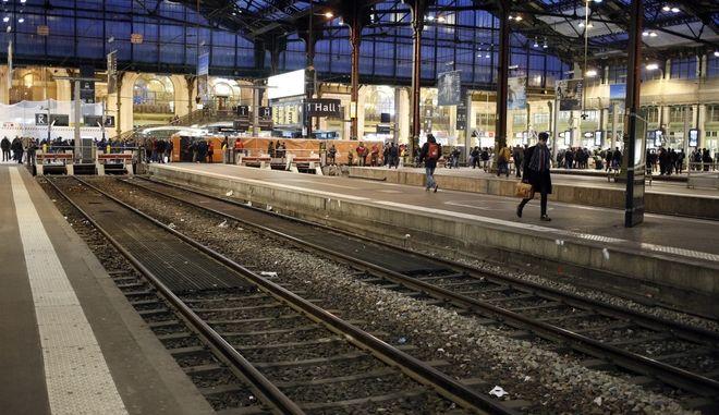 Απεργία στους σιδηροδρόμους, στη Γαλλία