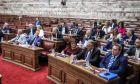 Συνεδρίαση της Επιτροπής Αναθεώρησης του Συντάγματος της Βουλής, την Παρασκευή 20 Σεπτεμβρίου 2019.