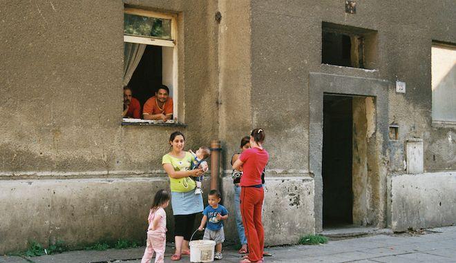 Συνοικία ρομά, Τσεχία