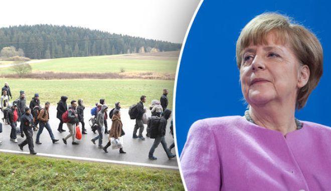 Γερμανικές κυβερνητικές πηγές: Δεν πρόκειται να εγκρίνουμε την απόφαση για κλείσιμο του βαλκανικού δρόμου
