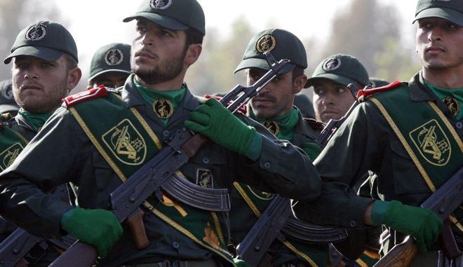 Νέες κυρώσεις σε βάρος προσώπων και οντοτήτων των Φρουρών της Επανάστασης του Ιράν