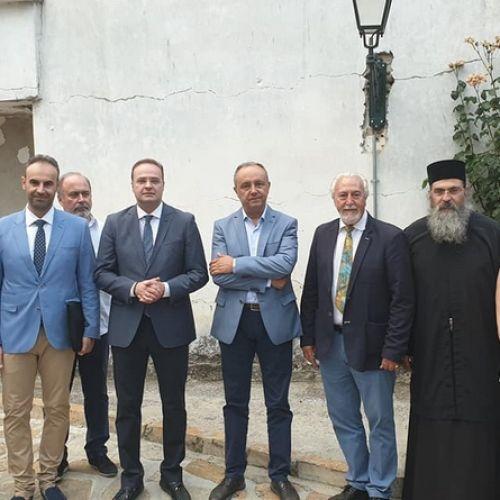 Χαλκιδική: Μουσείο το σπίτι του Αλέξη Ζορμπά