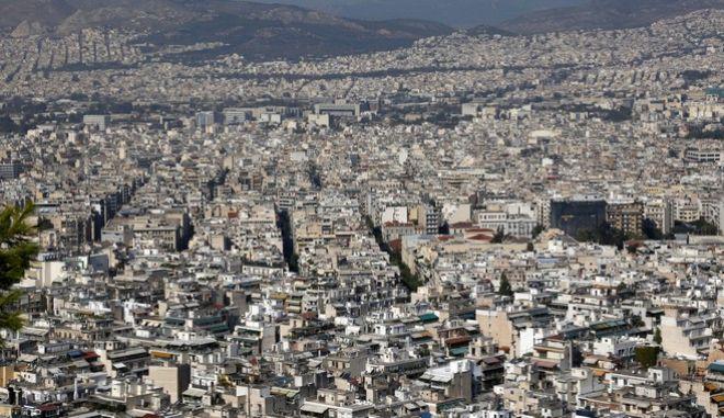 Στιγμιότυπο από την Αθήνα