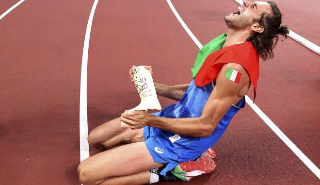 Ταμπέρι: Ο γύψος που κρατούσε ο Ιταλός κρύβει όλο τον αθλητισμό