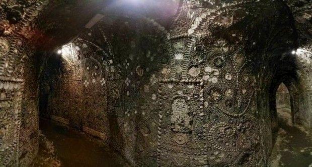 Μηχανή του Χρόνου: Ο μυστηριώδης υπόγειος 'ναός' που χτίστηκε με εκατομμύρια όστρακα